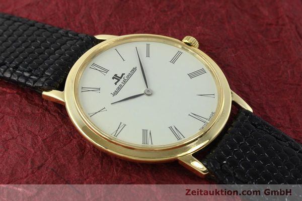 Used luxury watch Jaeger Le Coultre * 18 ct gold manual winding Kal. 839  | 150175 13
