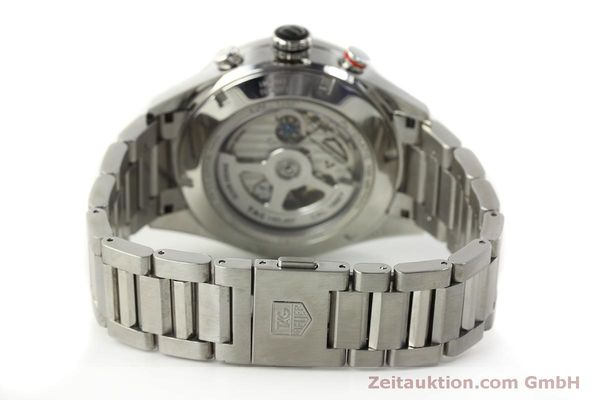 Used luxury watch Tag Heuer Carrera chronograph steel automatic Kal. 1887 Ref. CAR2A10  | 150177 12