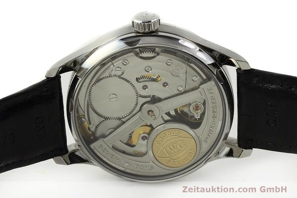 Used luxury watch IWC Portugieser steel automatic Kal. 51011  | 150183 09