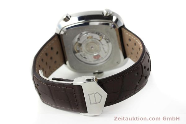 Used luxury watch Tag Heuer Silverstone chronograph steel automatic Kal. 11 ETA 2892A2 Ref. CAM2111 LIMITED EDITION | 150191 12