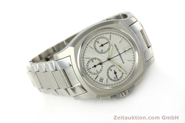 Used luxury watch Girard Perregaux * chronograph steel automatic Kal. 22CO.S Ref. 2498  | 150192 03
