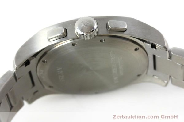 Used luxury watch Girard Perregaux * chronograph steel automatic Kal. 22CO.S Ref. 2498  | 150192 11