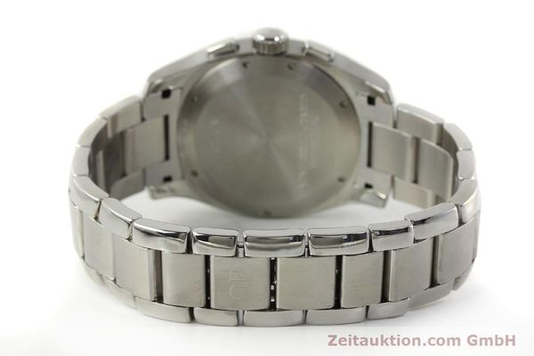 Used luxury watch Girard Perregaux * chronograph steel automatic Kal. 22CO.S Ref. 2498  | 150192 12