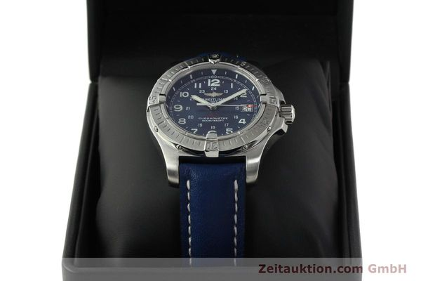 Used luxury watch Breitling Colt steel quartz Kal. B74 ETA 955652 Ref. A74380  | 150196 07
