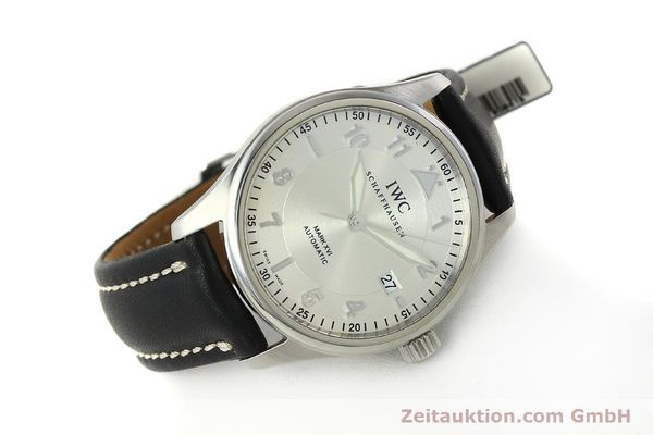 Used luxury watch IWC Mark XVI steel automatic Kal. 30110 Ref. 3255  | 150199 03