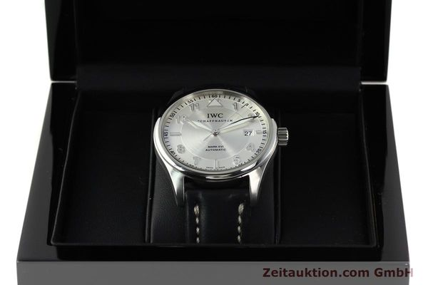 Used luxury watch IWC Mark XVI steel automatic Kal. 30110 Ref. 3255  | 150199 07
