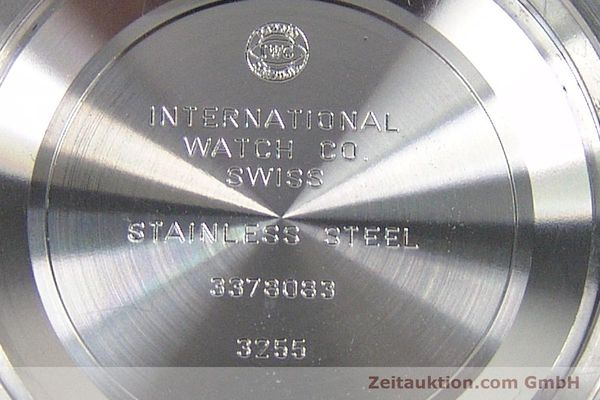 Used luxury watch IWC Mark XVI steel automatic Kal. 30110 Ref. 3255  | 150199 09