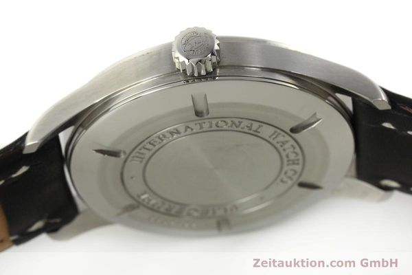 Used luxury watch IWC Mark XVI steel automatic Kal. 30110 Ref. 3255  | 150199 11
