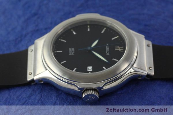 Used luxury watch Hublot MDM steel automatic Kal. ETA 2000-1 Ref. 1430.1  | 150200 05