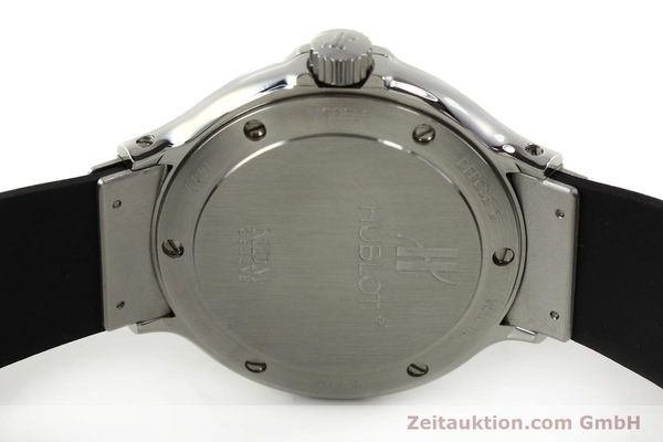Used luxury watch Hublot MDM steel automatic Kal. ETA 2000-1 Ref. 1430.1  | 150200 09