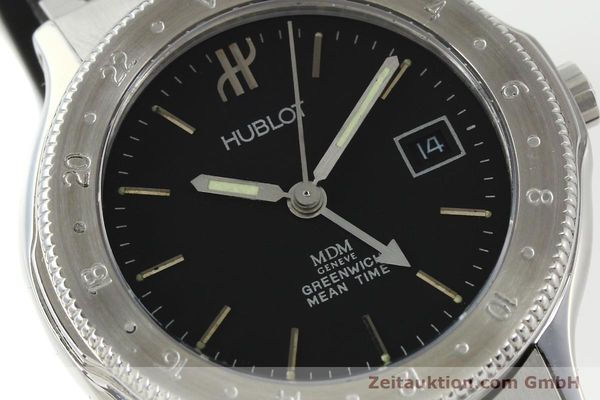 Used luxury watch Hublot MDM steel automatic Kal. 9505 Ref. S146.101  | 150201 02