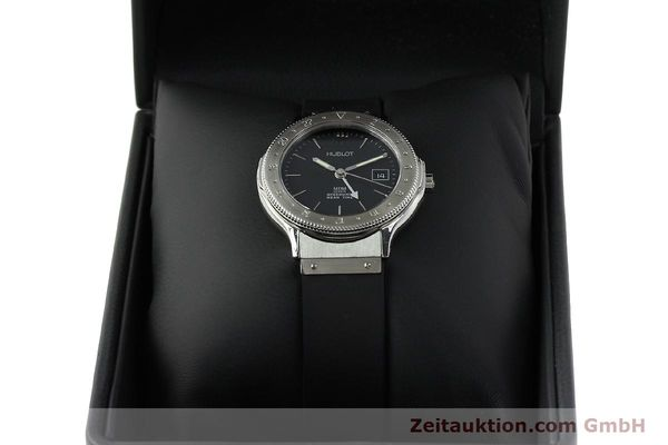 Used luxury watch Hublot MDM steel automatic Kal. 9505 Ref. S146.101  | 150201 07