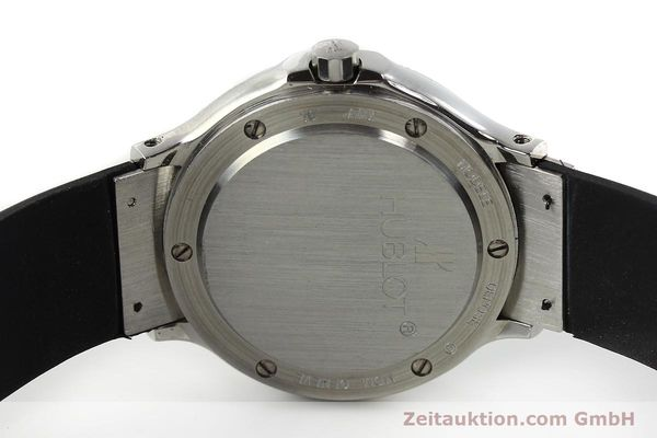 Used luxury watch Hublot MDM steel automatic Kal. 9505 Ref. S146.101  | 150201 09