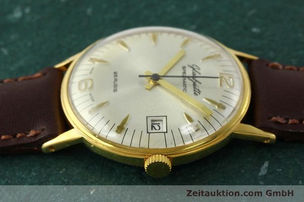 Used luxury watch Glashütte Spezimatic gold-plated automatic Kal. 75  | 150230 05