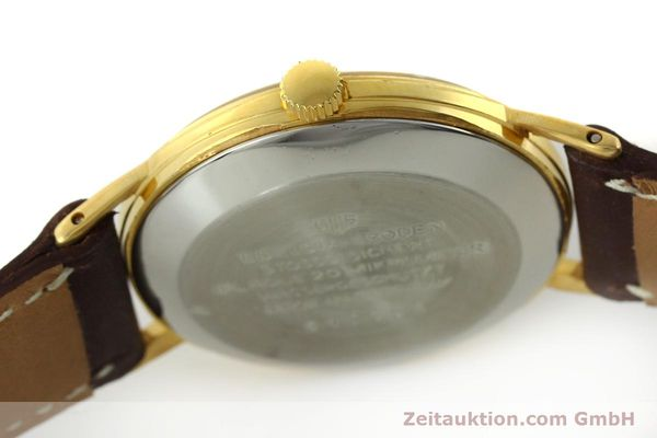 Used luxury watch Glashütte Spezimatic gold-plated automatic Kal. 75  | 150230 08