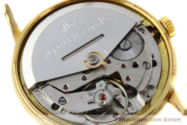 Used luxury watch Glashütte Spezimatic gold-plated automatic Kal. 75  | 150230 10