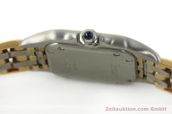 Used luxury watch Cartier Panthere steel / gold quartz Kal. 057  | 150232 08
