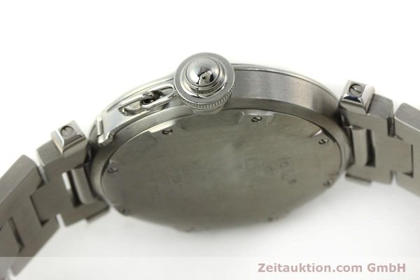 Used luxury watch Cartier Pasha steel automatic Kal. 049 ETA 2892A2  | 150238 08