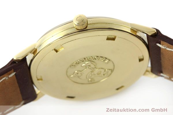 montre de luxe d occasion Omega Seamaster or 18 ct automatique Kal. 711  | 150239 11