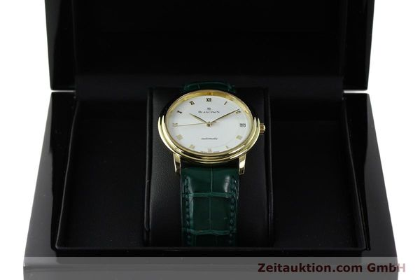 Used luxury watch Blancpain Villeret 18 ct gold automatic Kal. 11.51  | 150271 07