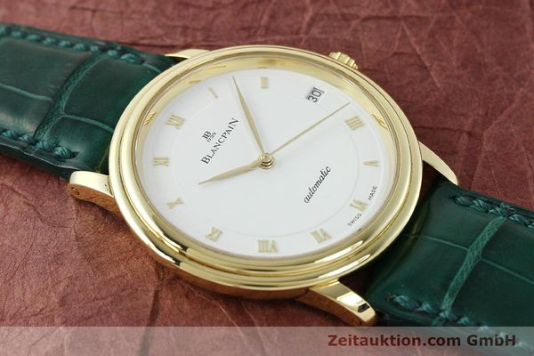 Used luxury watch Blancpain Villeret 18 ct gold automatic Kal. 11.51  | 150271 15