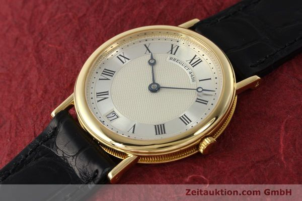 Used luxury watch Breguet Classique 18 ct gold automatic Kal. 889 Ref. 4456A  | 150272 01