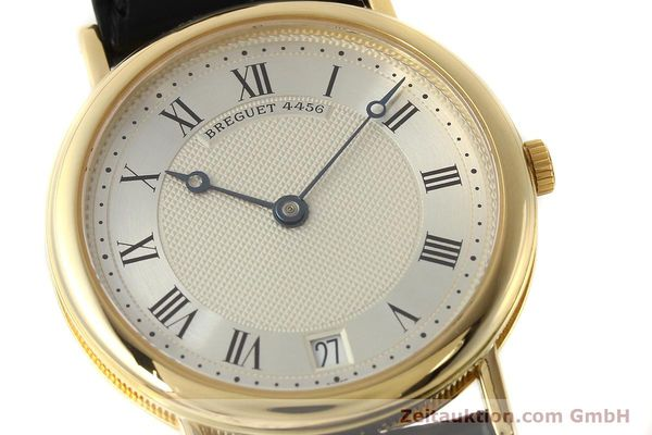 Used luxury watch Breguet Classique 18 ct gold automatic Kal. 889 Ref. 4456A  | 150272 02