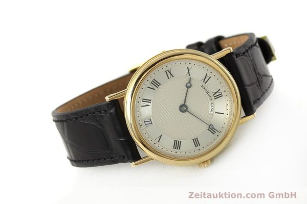 Used luxury watch Breguet Classique 18 ct gold automatic Kal. 889 Ref. 4456A  | 150272 03