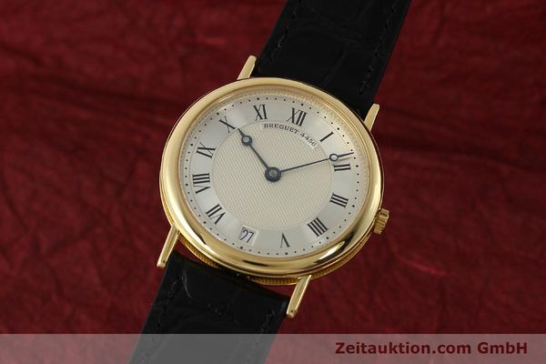 Used luxury watch Breguet Classique 18 ct gold automatic Kal. 889 Ref. 4456A  | 150272 04