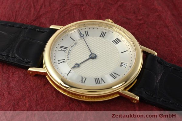 Used luxury watch Breguet Classique 18 ct gold automatic Kal. 889 Ref. 4456A  | 150272 14