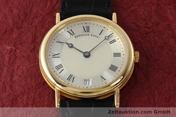 Used luxury watch Breguet Classique 18 ct gold automatic Kal. 889 Ref. 4456A  | 150272 15