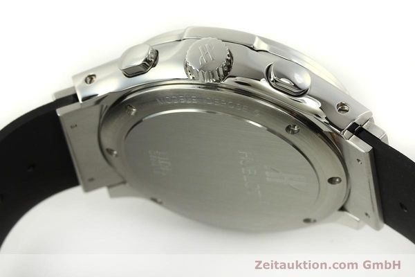 Used luxury watch Hublot MDM chronograph steel automatic Kal. ETA 2892A2 Ref. 1810.1  | 150274 08
