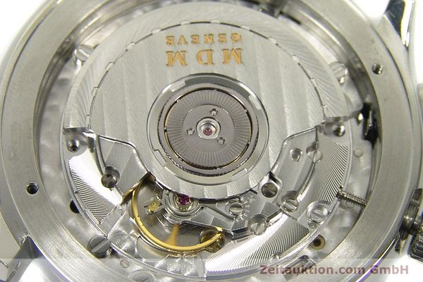 Used luxury watch Hublot MDM chronograph steel automatic Kal. ETA 2892A2 Ref. 1810.1  | 150274 10