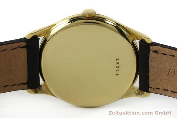 Used luxury watch Audemars Piguet * 18 ct gold manual winding Kal. 2001  | 150279 08