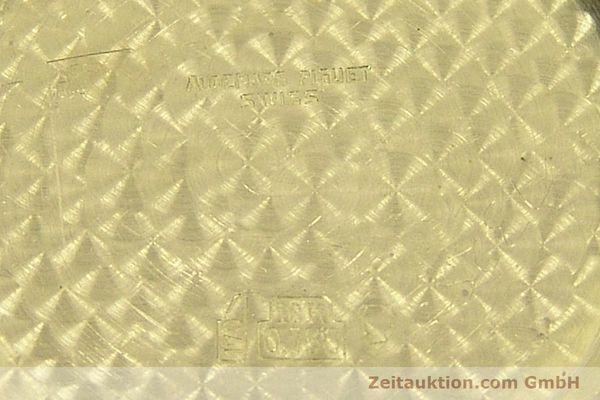 Used luxury watch Audemars Piguet * 18 ct gold manual winding Kal. 2001  | 150279 09