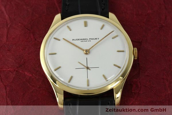 Used luxury watch Audemars Piguet * 18 ct gold manual winding Kal. 2001  | 150279 14