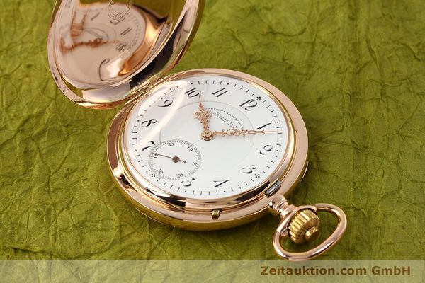 Used luxury watch A. Lange & Söhne DUF 14 ct red gold manual winding Kal. 43  | 150290 01