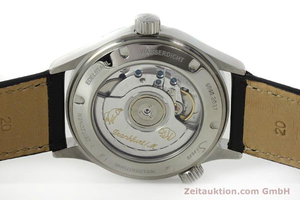 Used luxury watch Sinn Weltzeituhr steel automatic Kal. ETA 2893-2  | 150294 09