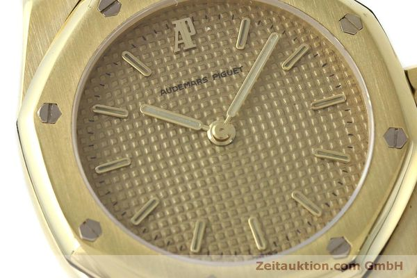 montre de luxe d occasion Audemars Piguet Royal Oak or 18 ct quartz Kal. 2508 Ref. B59711  | 150306 02