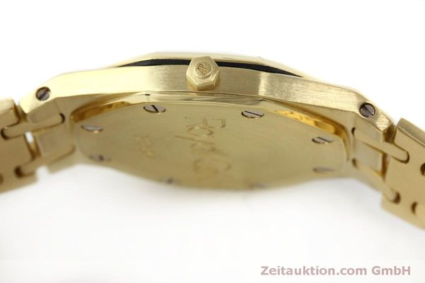 gebrauchte Luxusuhr Audemars Piguet Royal Oak 18k Gold Quarz Kal. 2508 Ref. B59711  | 150306 08