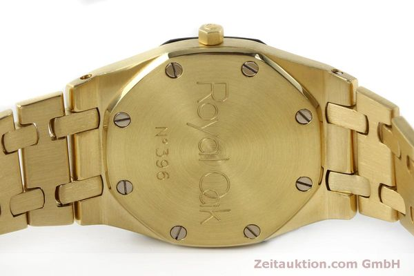 Used luxury watch Audemars Piguet Royal Oak 18 ct gold quartz Kal. 2508 Ref. B59711  | 150306 09