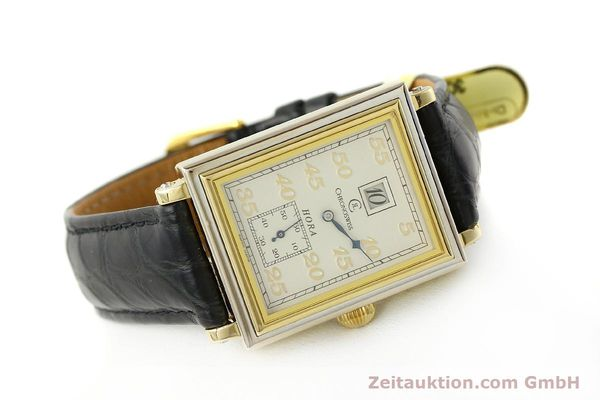 Used luxury watch Chronoswiss Hora 18 ct gold manual winding Ref. CH1351  | 150308 03