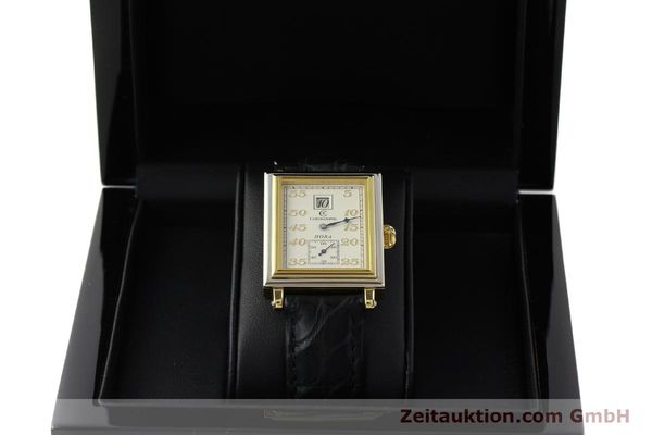Used luxury watch Chronoswiss Hora 18 ct gold manual winding Ref. CH1351  | 150308 07