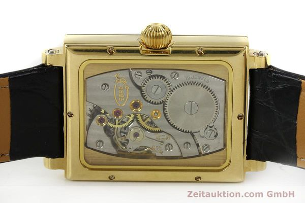 Used luxury watch Chronoswiss Hora 18 ct gold manual winding Ref. CH1351  | 150308 09