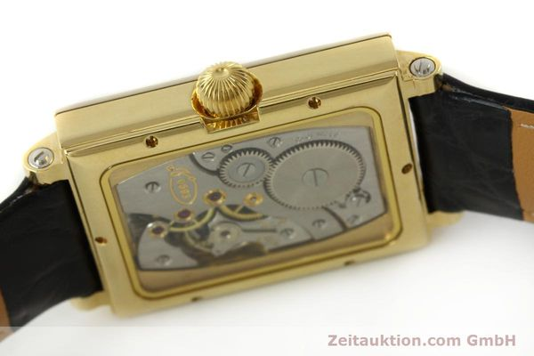 Used luxury watch Chronoswiss Hora 18 ct gold manual winding Ref. CH1351  | 150308 11
