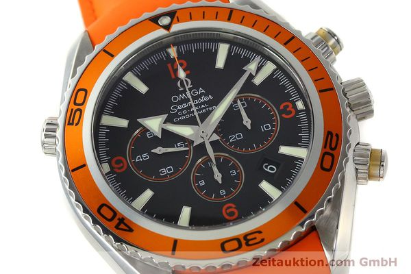 Used luxury watch Omega Seamaster chronograph steel automatic Kal. 3313 B  | 150311 02