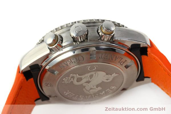 Used luxury watch Omega Seamaster chronograph steel automatic Kal. 3313 B  | 150311 11