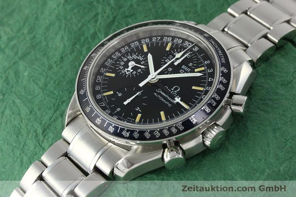 Used luxury watch Omega Speedmaster chronograph steel automatic Kal. 1151  | 150314 01