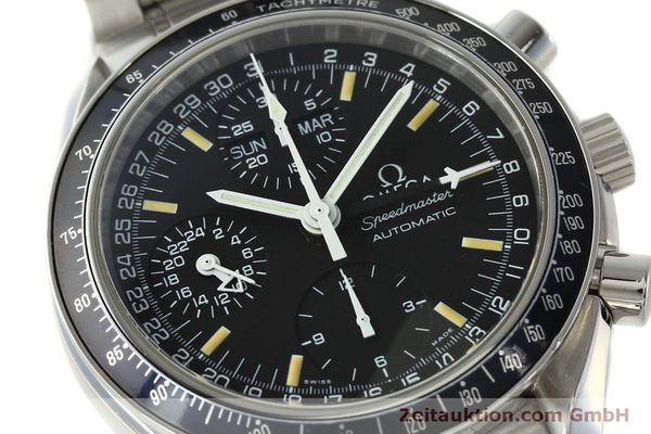 Used luxury watch Omega Speedmaster chronograph steel automatic Kal. 1151  | 150314 02