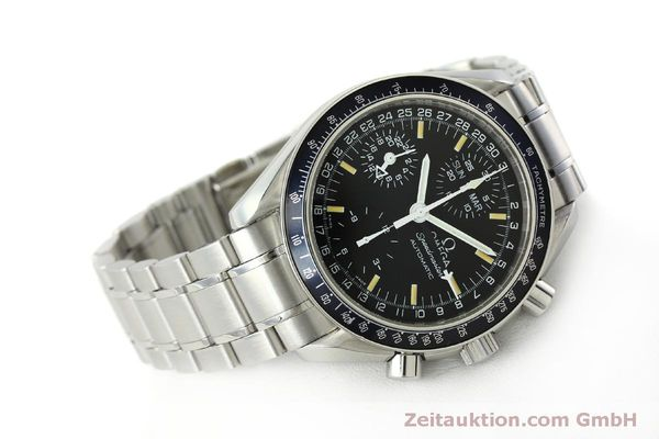Used luxury watch Omega Speedmaster chronograph steel automatic Kal. 1151  | 150314 03